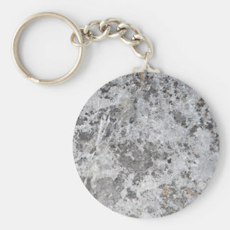 Marble mold texture key ring