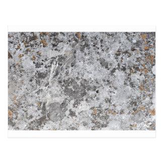 Marble mold texture postcard