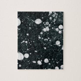 Marble Monochrome Puzzle