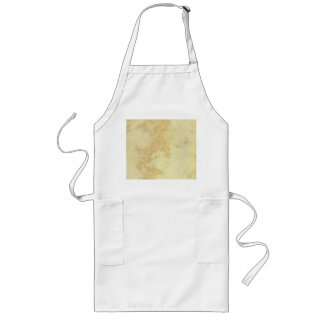 Marble or Granite Textured Long Apron