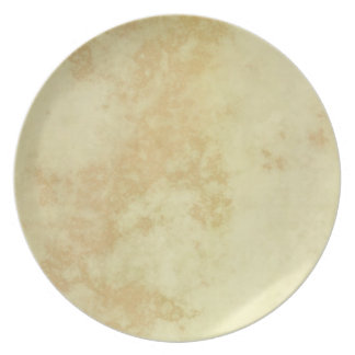Marble or Granite Textured Party Plate