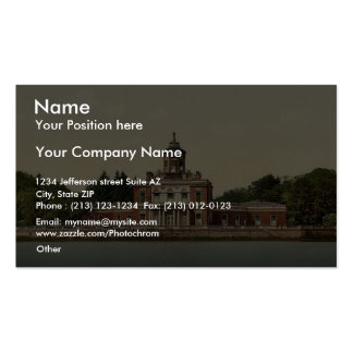 Marble Palace, Potsdam, Berlin, Germany magnificen Business Cards