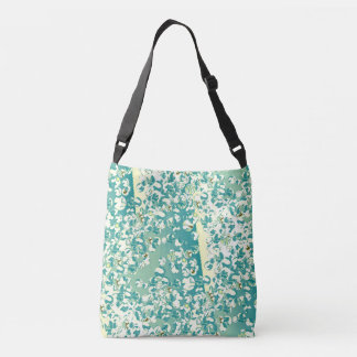 Marble Patch 1 Tritone Cross Body Tote Bag