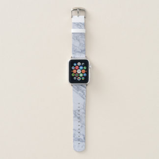 Marble Pattern Apple Watch Band