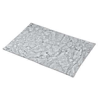 Marble Pattern Cotton Placemat