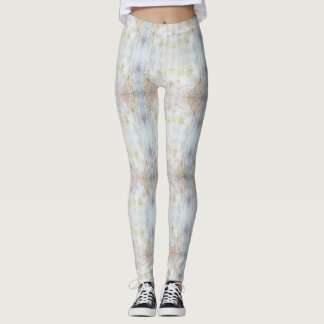 Marble Pattern Leggings