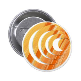 Marble Pattern Standard, 2¼ Inch Round Button