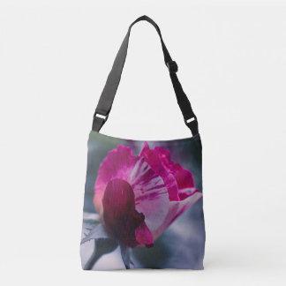 Marble Rose Crossbody Bag