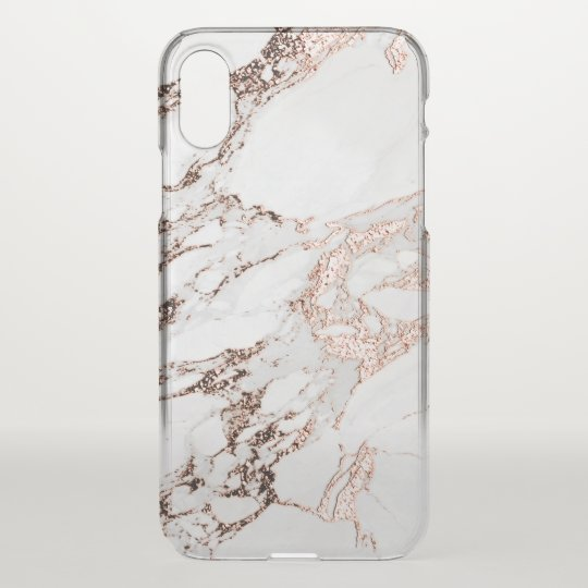 Marble Rose Gold Abstract Italian Minimalism Lux iPhone