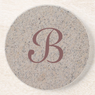 Marble Series--Brown coaster--1 of Many Colors Drink Coasters