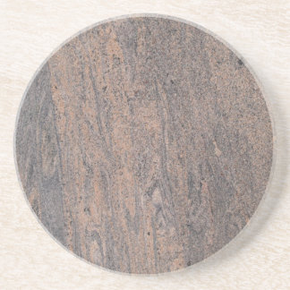 Marble Series--Brown Tan coaster--1 of Many Colors Beverage Coaster