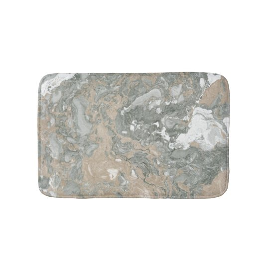 Marble Stone Abstract Creamy Beige Ivory Gray Bath