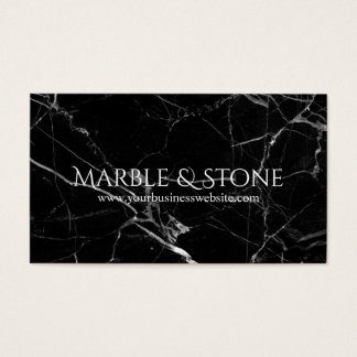 Marble & Stone Countertops Business Card