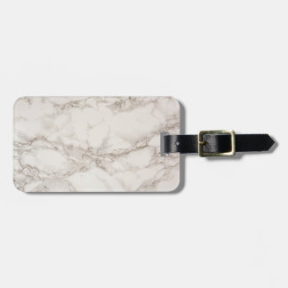 Marble Stone Luggage Tag