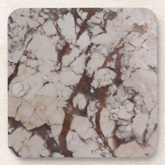 Marble Stone Pattern Coaster