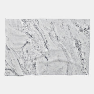 Marble Stone Pattern Kitchen Towel