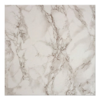 Marble Stone Perfect Poster