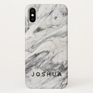 Marble Stone Phone/iPad Case Custom Name