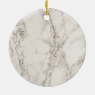 Marble Stone Round Ceramic Decoration