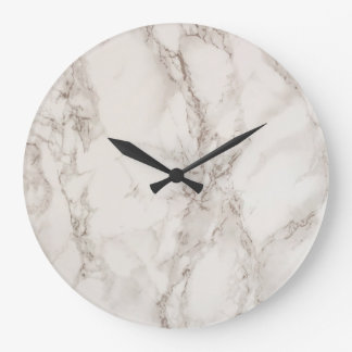 Marble Stone Round Wall Clock