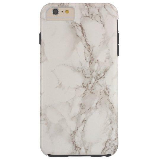 Marble Stone Tough iPhone 6 Plus Case