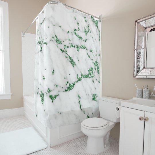 Marble Stone White Carrara Tropical Green Gray Shower