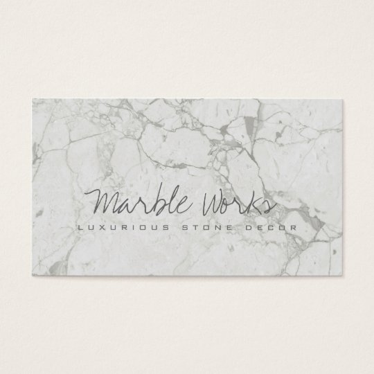 Marble Stone Works/Countertops/Monuments Cool Card
