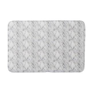 Marble Style Bathroom Mat