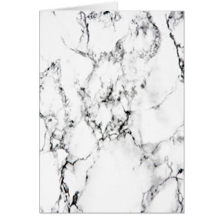 Marble texture card