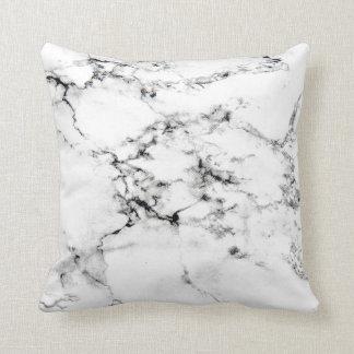 Marble texture cushion
