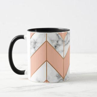 Marble texture elegant Mug