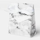 Marble texture favour box