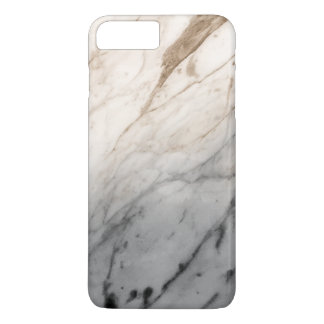 Marble Texture (Grey Brown) iPhone 8 Plus/7 Plus Case