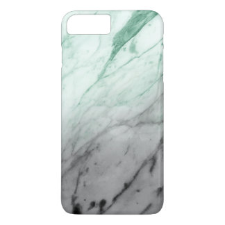 Marble Texture (Grey Turquoise) iPhone 8 Plus/7 Plus Case