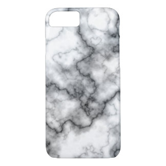 Marble Texture iPhone 7 Barely There Phone Case