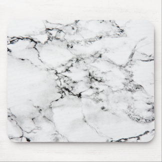 Marble texture mouse mat