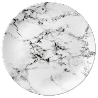 Marble texture plate
