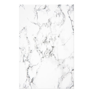 Marble texture stationery