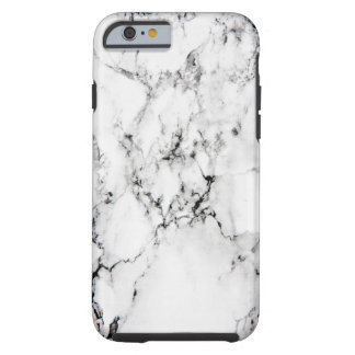 Marble texture tough iPhone 6 case