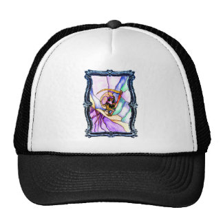 Marble Transformation Trucker Hat