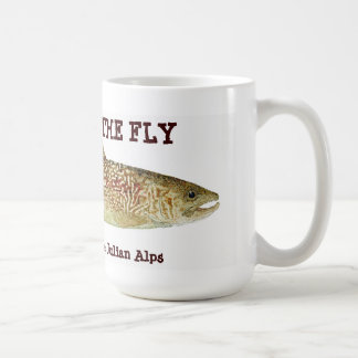 Marble Trout of the Julian Alps- Wild on the Fly Coffee Mug