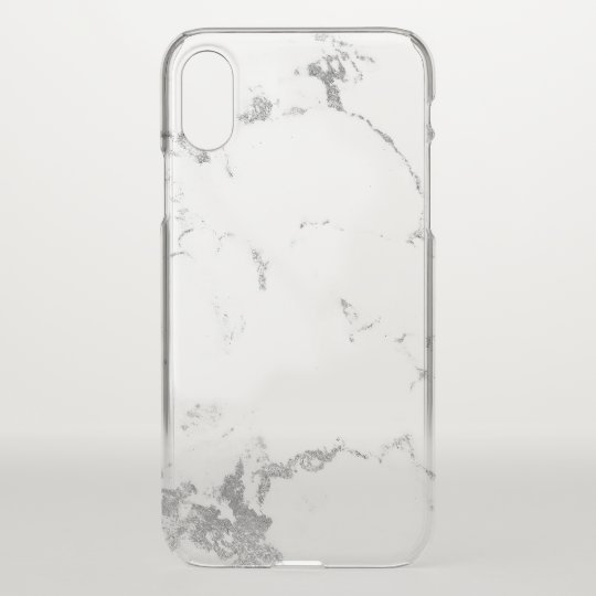Marble White Gray Abstract Italian Minimalism Lux iPhone