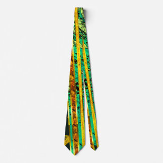Marbled and Jade design. Tie