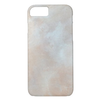Marbled Cream Background Plaster Texture Marble iPhone 7 Case