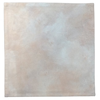 Marbled Cream Background Plaster Texture Marble Printed Napkin