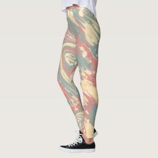Marbled Leggings