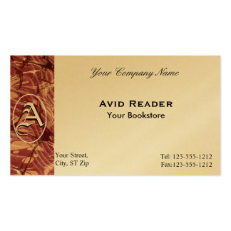 Marbled Paper 3 Business Card