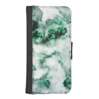 Marbled Quartz Texture iPhone SE/5/5s Wallet Case