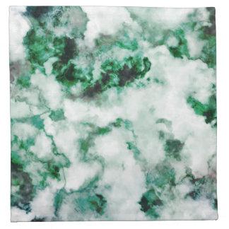 Marbled Quartz Texture Napkin