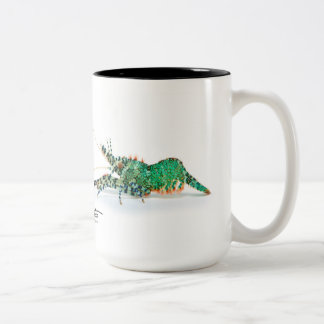 Marbled Shrimp Mug